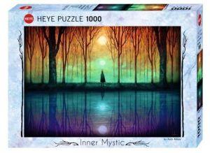 Heye - puzzle 1000 dílků -  Mystický svět - Odraz  Andy Kehoe  29940