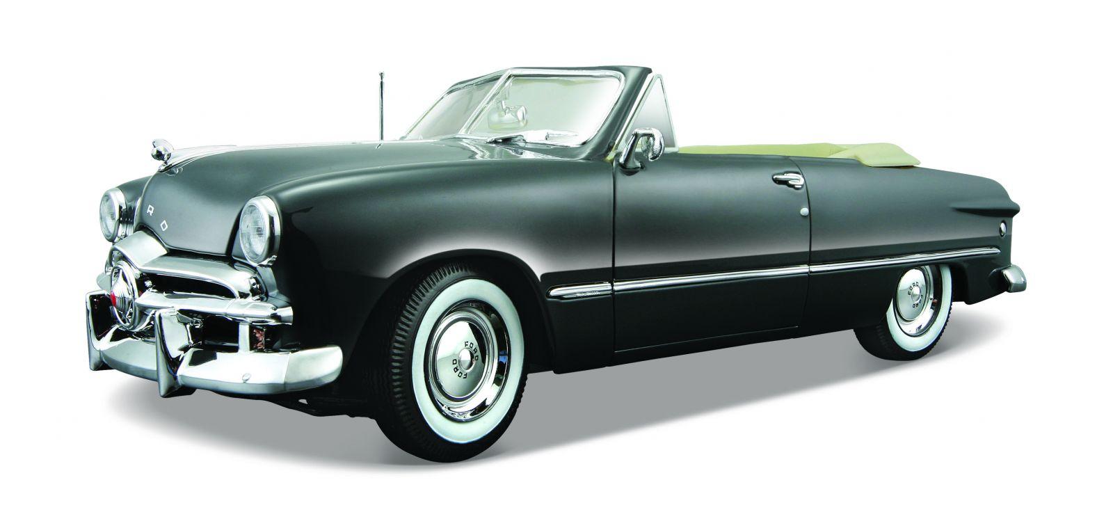 Maisto 1:18 Ford 1949 - šedá barva