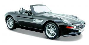 Maisto  1:24 BMW Z8 -  černá  barva