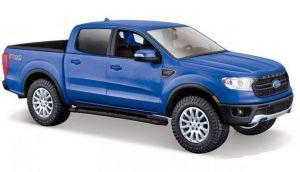 Maisto 1:27 2019 Ford Ranger - modrá barva