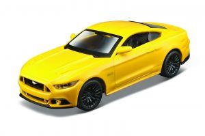 Maisto 21001 PR  Ford Mustang GT 2015 -  žlutá  barva