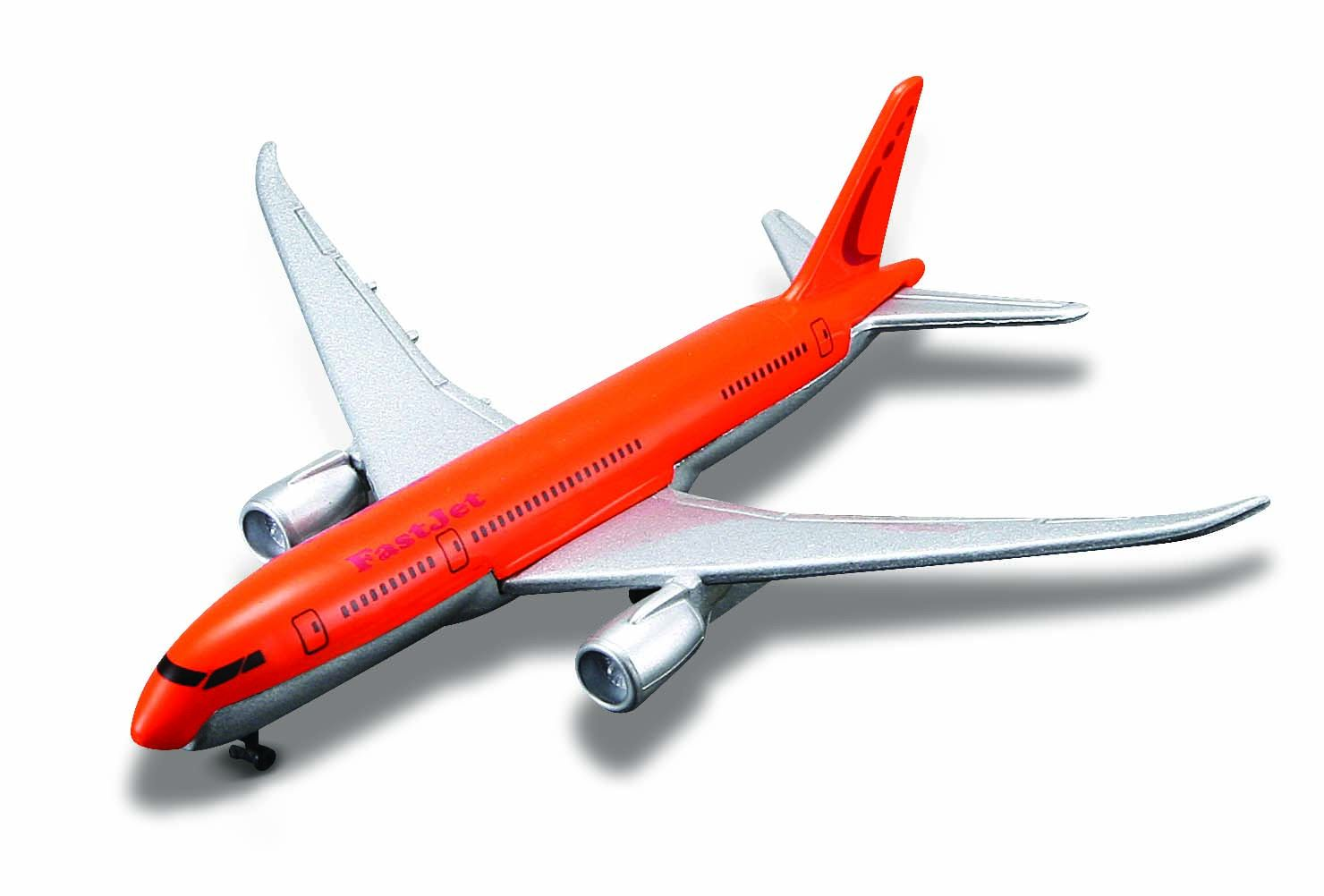 Maisto kovové letadlo - Boeing 787-8 Dreamliner