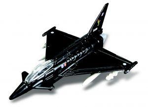 Maisto kovové letadlo - EF-200 Eurofighter