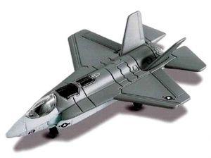 Maisto kovové letadlo -  F-35 Lighting II