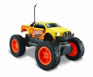 Maisto - RC  Off Road  Rock Crawler  junior - žlutá barva