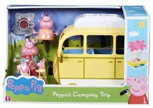 Prasátko PEPPA - karavan s rodinkou II