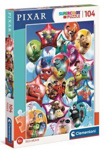 Puzzle Clementoni  - 104 dílků   Pixar Party  25717