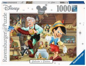 Puzzle Ravensburger 1000 dílků - Walt Disney - kolekce  1  167364
