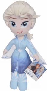 Simba - Frozen  Ledové království  II - plyšová Elsa   25 cm