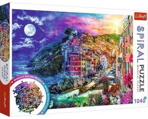 Trefl - Spiral Puzzle 1040 dílků - Magický záliv  40016