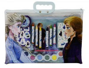 AS -set umělce v průhledné taštišce - Frozen II