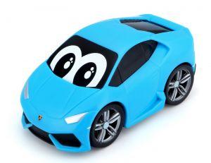Autíčko Bburago  3,5''  ( 9 cm )  - Lamborghini Huracan - modré