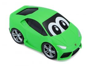 Autíčko Bburago  3,5''  ( 9 cm )  - Lamborghini Huracan - zelené