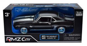 Autíčko RMZ 1:32 - Chevrolet Camaro SS  1969  - černá barva
