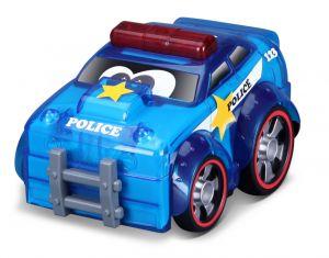 Bburago - policejní  vůz  se světlem a zvuky