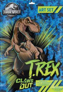 Diakakis - art set omalovánek - Dinosauři