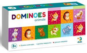 DoDo domino - zvířátka