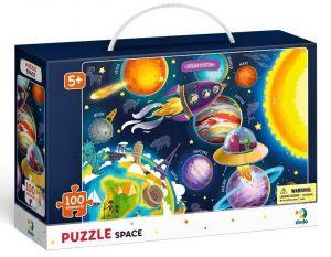 DoDo puzzle 100 díků - Vesmír