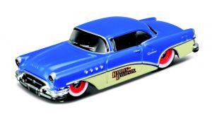 Maisto 1:64 15380  HD -  Buick Century 1955 - modrá barva