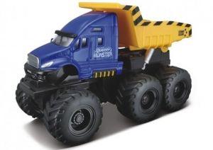 Maisto - Quarry Monsters - Auto sklápěčka  20 cm - modrá  barva