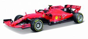 Maisto - RC  Formule 1 - Ferrari SF90  ( 2019 ) -  Charles Leclerc  - USB nabíjení