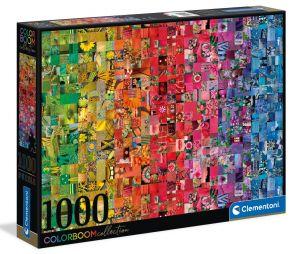 Puzzle Clementoni 1000 dílků - Collag 39595