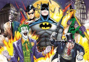 Puzzle Clementoni  - 104 dílků  FFP - Batman  27526