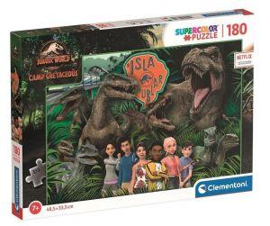 Puzzle Clementoni 180 dílků  -  Jurassic World 29774