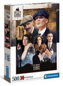 Puzzle Clementoni 500 dílků - Netflix - Peaky Blinders 35095