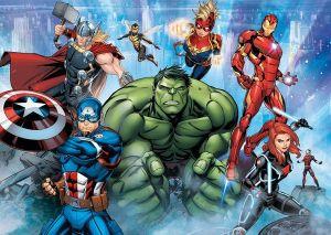 Puzzle Clementoni  60 dílků FFP -   Avengers 26101