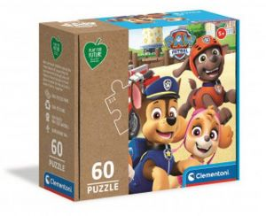Puzzle Clementoni  60 dílků FFP -   Tlapková patrola  26102