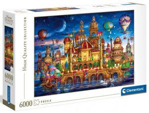 Puzzle Clementoni 6000 dílků - Downtown  36529