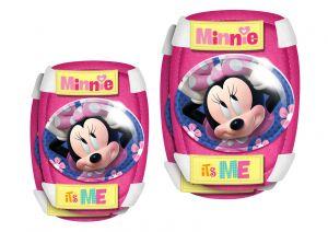 Stamp - sada chráničů na lokty a kolena pro děti - Minnie