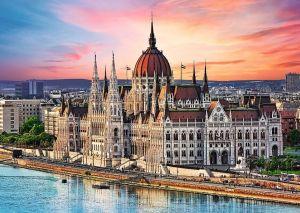 TREFL Puzzle 500 dílků - Budapešť - Maďarsko 37395