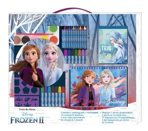 Diakakis - Art set v kufříku - Frozen II  B
