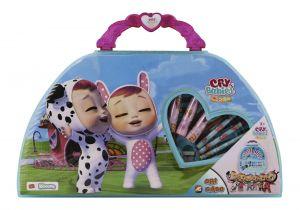 AS -  Art set v kufříku - Cry Babies    49 ks