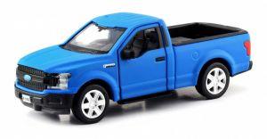 Autíčko RMZ 1:32 - Ford F150 -   mat. modrá  barva