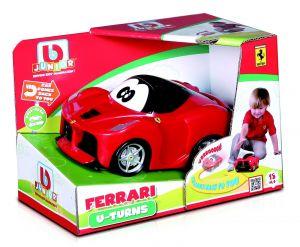 Bburago - autíčko La Ferrari - samootáčecí