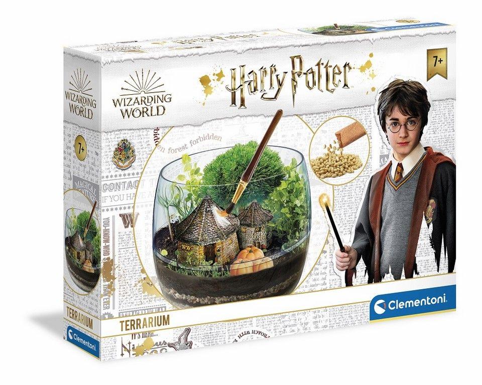 Clementoni - Terrárium Harry Potter