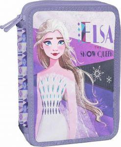 Diakakis - školní penál / poudzdro  3D plné - Frozen II