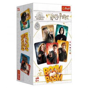 Hra  -  Boom  Boom ( Cink ) - Trefl - Harry Potter