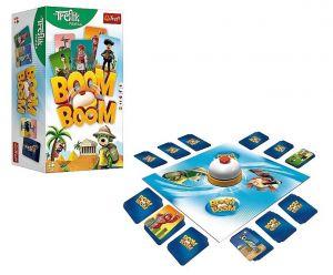 Hra  -  Boom  Boom ( Cink ) - Trefl - Rodina Treflíků