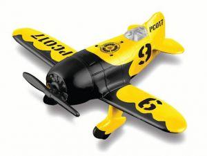 Maisto kovové letadlo -  Gee Bee Super Sportster  R-1