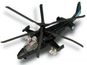 Maisto kovové letadlo -  KA-52 Alligator