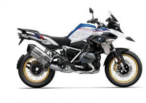 Maisto motorka 1:12 BMW R1250 GS  modro bílá