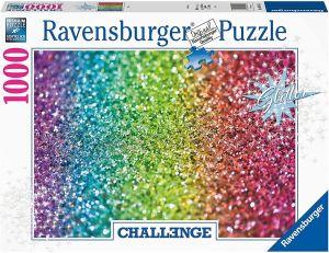 Puzzle Ravensburger 1000 dílků - Výzva  II  167456