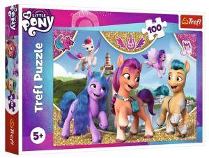 Puzzle Trefl 100 dílků -  My Little Pony 16415