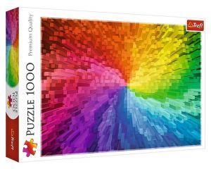 Puzzle Trefl  1000 dílků  - Grandient 10666
