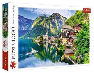 Puzzle Trefl  1000 dílků  - Hallstatt - Rakousko  10670