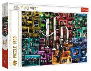 Puzzle Trefl 1500 dílků - Harry Potter  26185